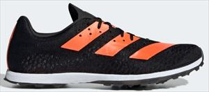 ADIDAS Adizero XC Sprint A8 core black/solar orange/ftwr white