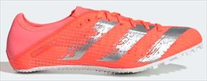 ADIDAS SPRINT STAR M A8 signal coral/silver metallic/cloud white