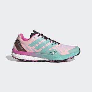 ADIDAS TERREX SPEED ULTRA W A5 240gr cloud white/acid mint/screaming pink