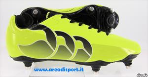 CANTERBURY - SPEED CLUB 6 STUD SG GIALLO NERO