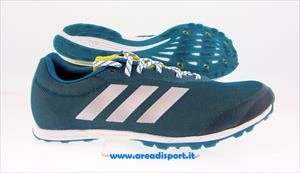 ADIDAS - XCS A8 185gr mystery blue/footwear white/yellow