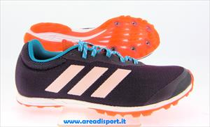 ADIDAS - XCS W A8 red night/icey pink/energy blue