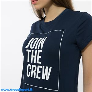 NINESQUARED - JOIN THE CREW t-shirt woman